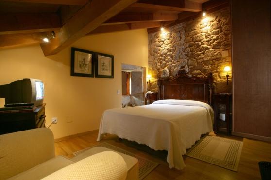 Casa Grande de Bachao, Hotel Boutique Galicia, Spain