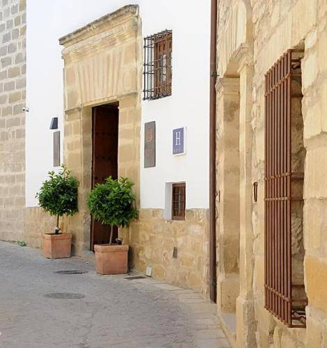 Hotel Puerta de la Luna, Baeza, Boutique Hotel Spain