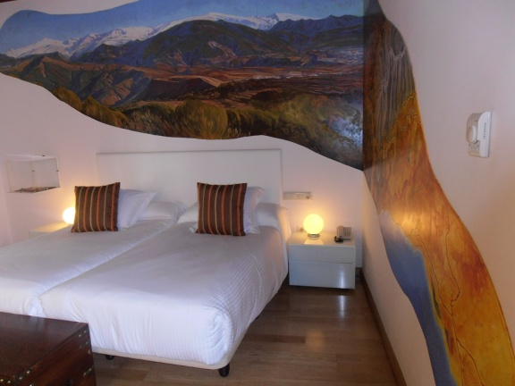 Hotel Boutique Gar Anat, Granada, Spain