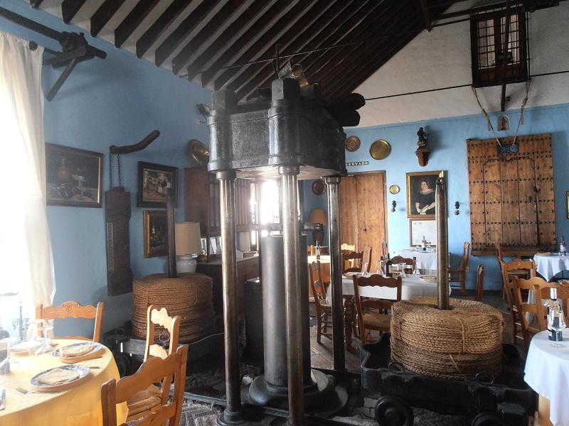El Molino de los Abuelos, Comares, Malaga