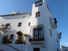 Hotel Los Castaños, Boutique Hotel, Malaga, Spain