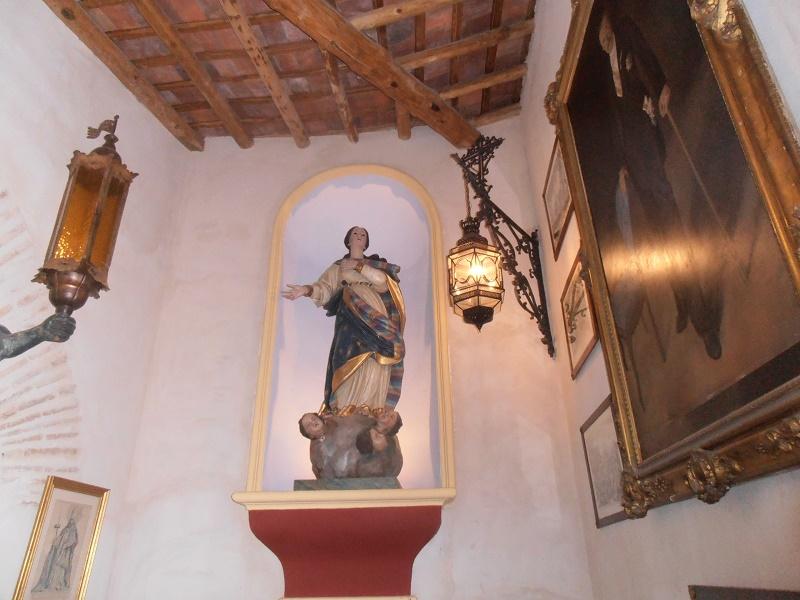 El Palacio de San Benito