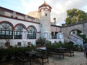 El Palacio de San Benito, Palacio de San Benito