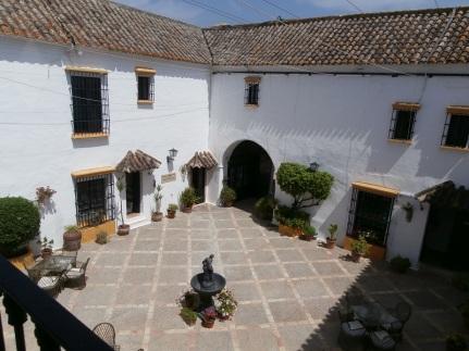 Hacienda El Santiscal, Boutique Hotel Cadiz, Spain