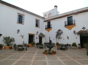 Hacienda El Santiscal, Boutique Hotel Cadiz, Spain