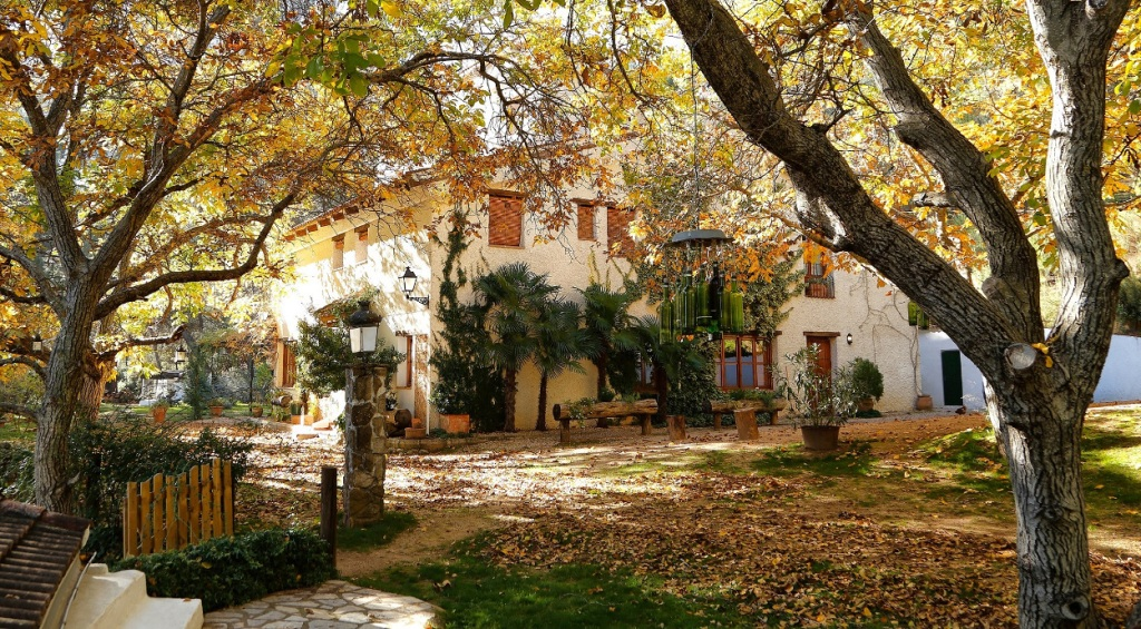 Cortijo Ramon, Cazorla, Boutique Hotel Spain