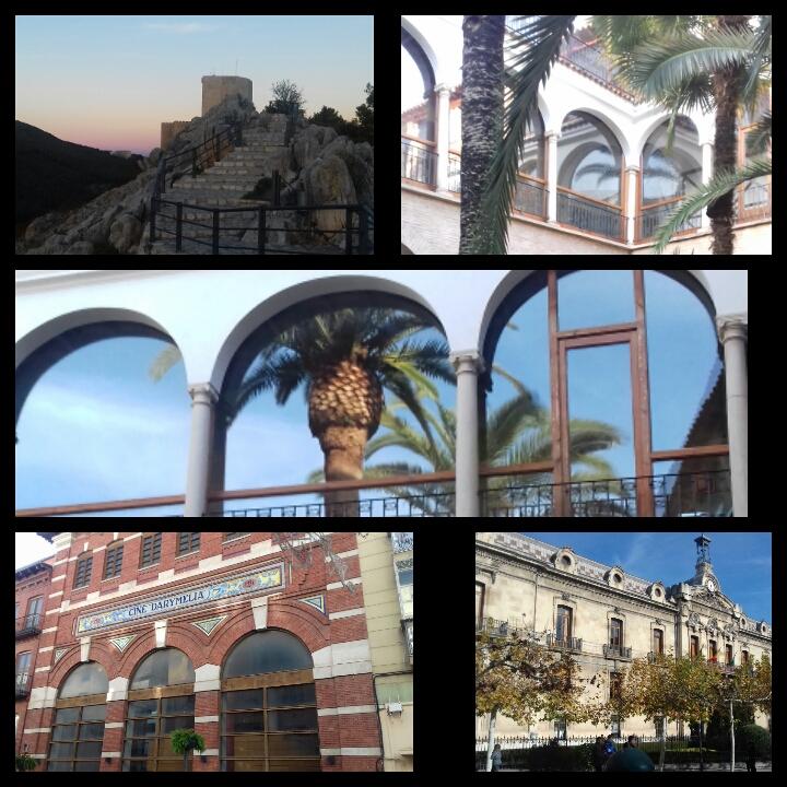 Jaen city