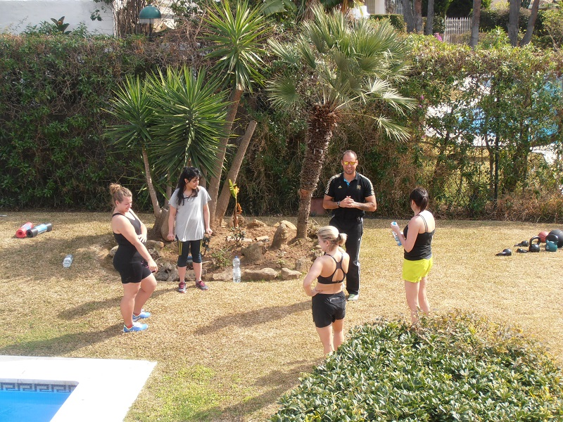 Boot Camp in Spain