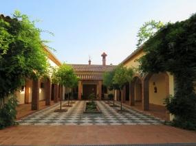 Finca la Fronda, Alajar, Huelva