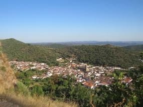 Alajar in Sierra de Aracena