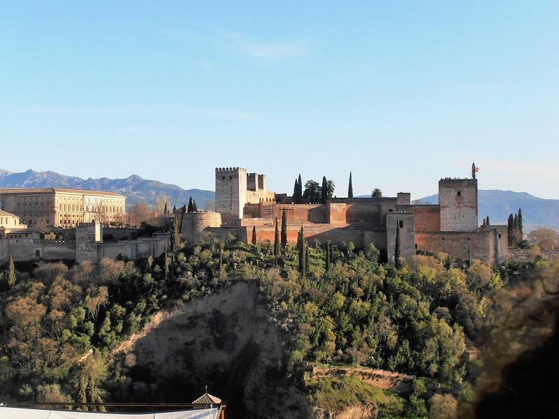 The Alhmbra, Granada
