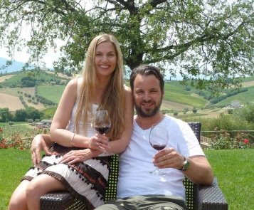 Marcus & Kristin Amberlair Founders