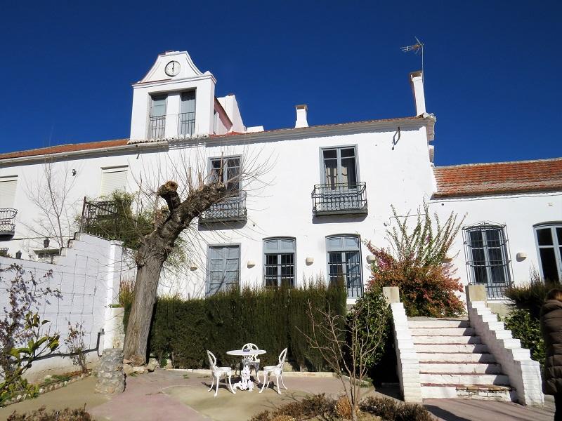 La Casa Grande de Zujaira
