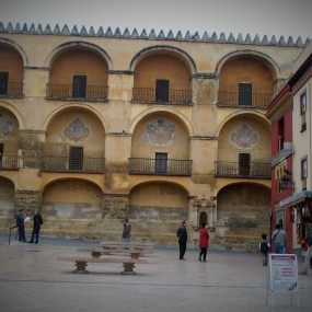 The Mezquita/Cathedral, Cordoba