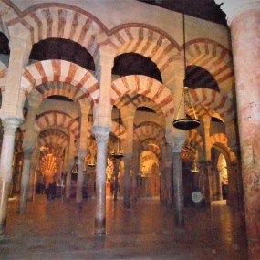 The Mezquita/Cathedral, Cordoba