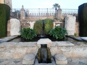 Water Features, Alcazar, Cordoba