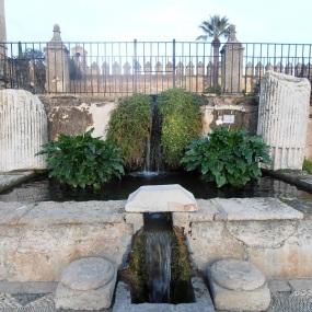 Water Features, Alcazar, Cordoba