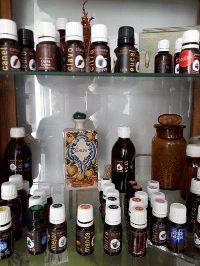 Essential Oils Producer, Spain, Aceites Esenciales de Eva