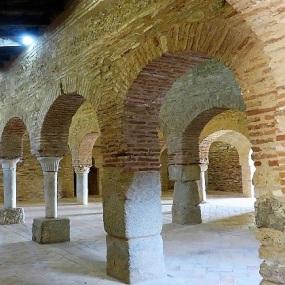 Mezquita, Almonaster la Real, Huelva