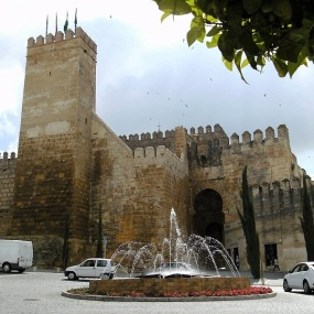 Carmona City Walls, Sevilla