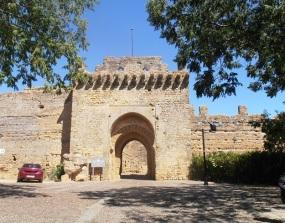 Carmona Parador Entrance, Sevilla