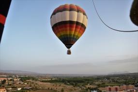 Hot Air Ballooning, Guadix, Granada