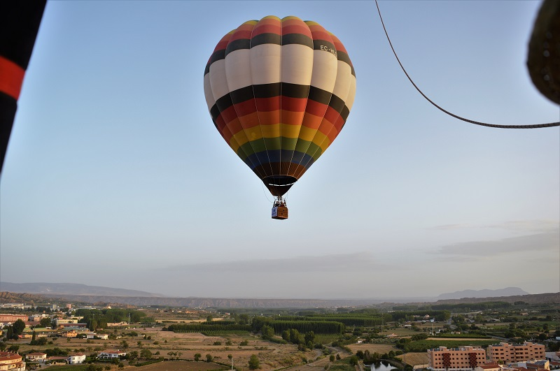 Hot Air Ballooning, Guadix, Granada