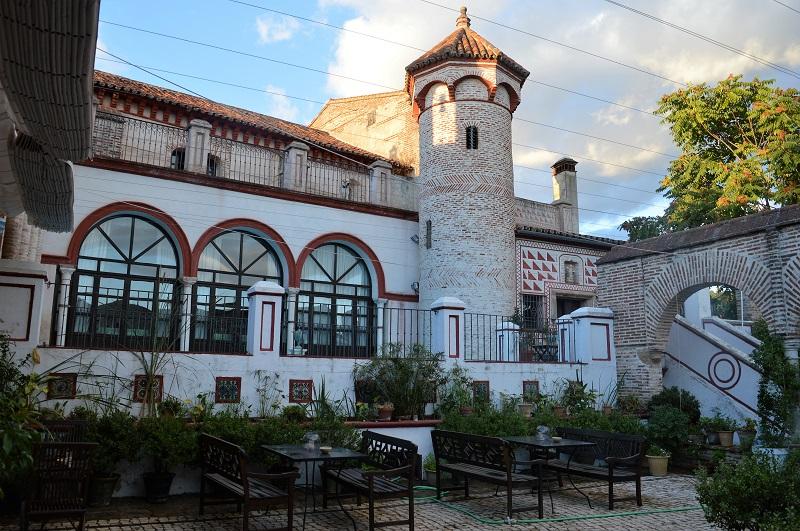 El Palacio de San Benito, Cazalla de la Sierra