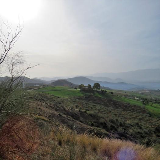 Pizarra, Valle de Azahar