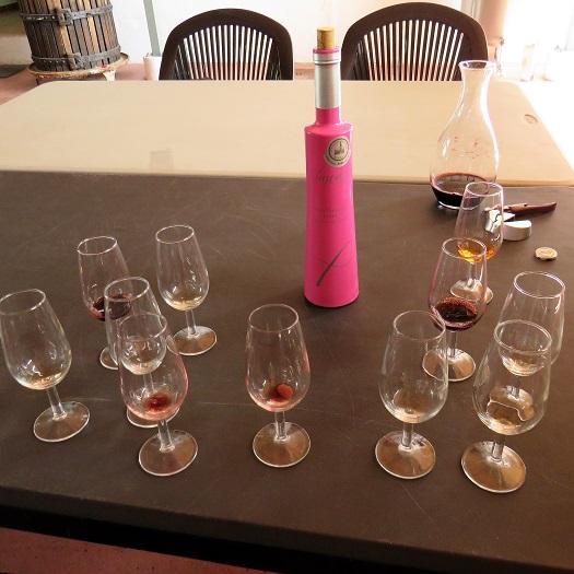 Bodegas Lascas de Pedernal, winery Malaga