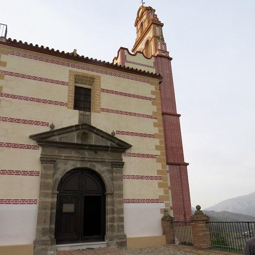 Santuario de Nuestra Señora de Flores, Alora