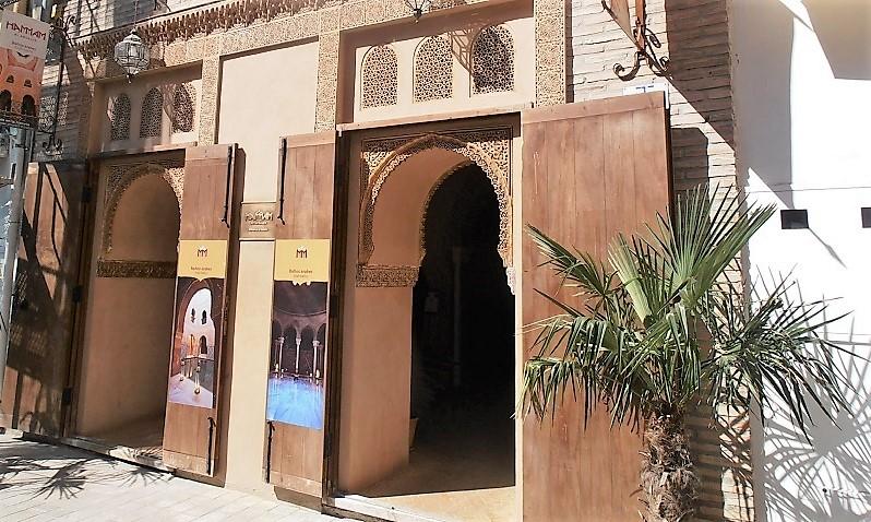 Hammam Al Andalus, Malaga