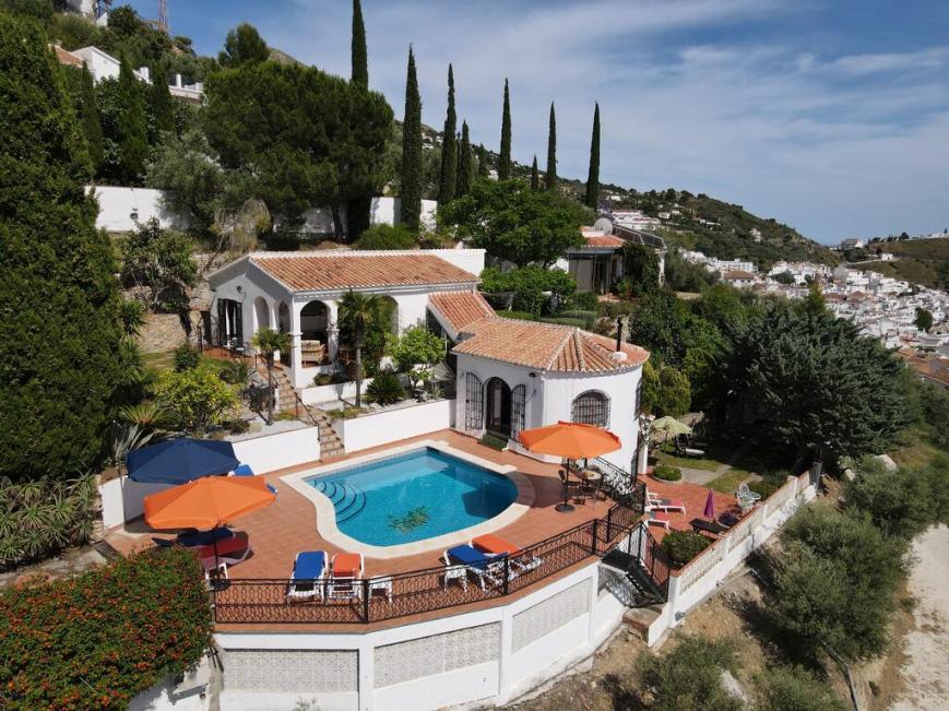 Villa Andalucia B&B in Competa, Spain